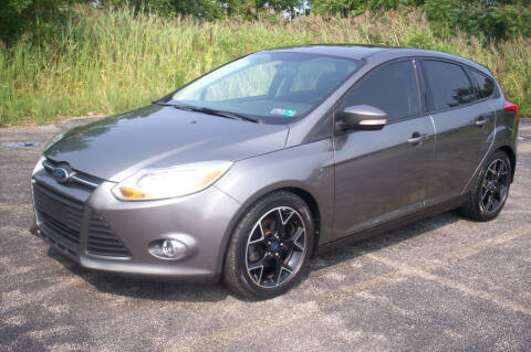 2014 Ford Focus for sale at Action Auto Wholesale - 30521 Euclid Ave. in Willowick OH