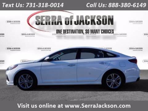 2018 Hyundai Sonata for sale at Serra Of Jackson in Jackson TN