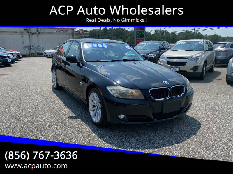 2011 BMW 3 Series for sale at ACP Auto Wholesalers in Berlin NJ