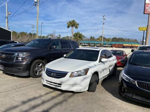 2012 Honda Accord for sale at Direct Auto in D'Iberville MS