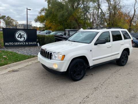 2005 Jeep Grand Cherokee for sale at Station 45 Auto Sales Inc in Allendale MI