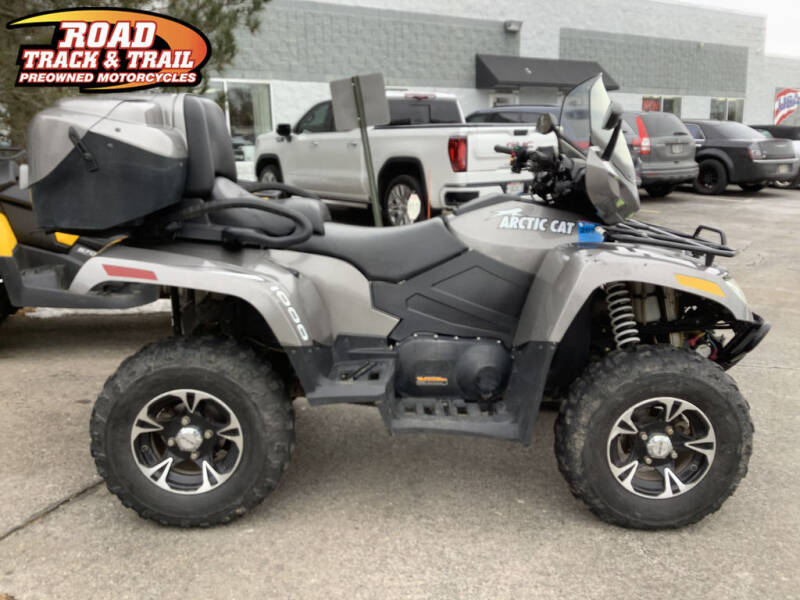2013 Arctic Cat TRV® 1000 Limited for sale at Road Track and Trail in Big Bend WI