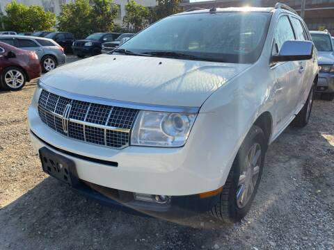 2007 Lincoln MKX for sale at Philadelphia Public Auto Auction in Philadelphia PA