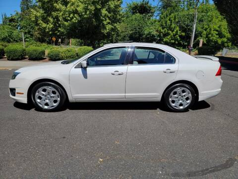 2010 Ford Fusion for sale at Blue Lake Auto & RV Repair Inc in Fairview OR