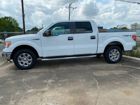 2013 Ford F-150 for sale at Bobby Lafleur Auto Sales in Lake Charles LA