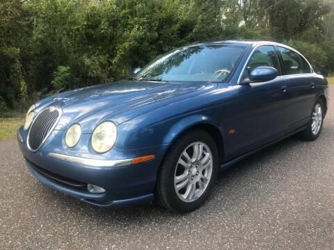 2003 Jaguar S-Type for sale at Next Autogas Auto Sales in Jacksonville FL