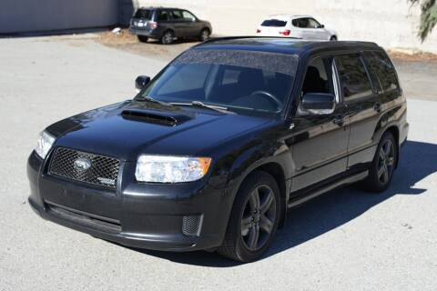 2007 Subaru Forester for sale at Sports Plus Motor Group LLC in Sunnyvale CA