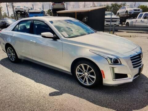 2019 Cadillac CTS for sale at JOE BULLARD USED CARS in Mobile AL