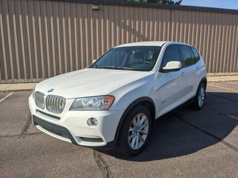 2014 BMW X3 for sale at Tucson Motors in Sioux Falls SD