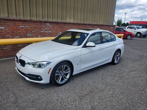 2017 BMW 3 Series for sale at Harding Motor Company in Kennewick WA