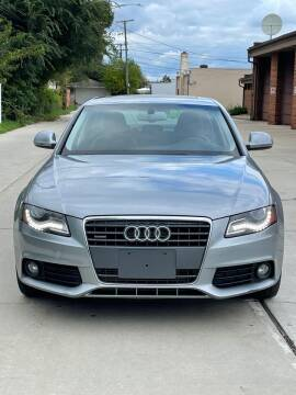 2009 Audi A4 for sale at Suburban Auto Sales LLC in Madison Heights MI