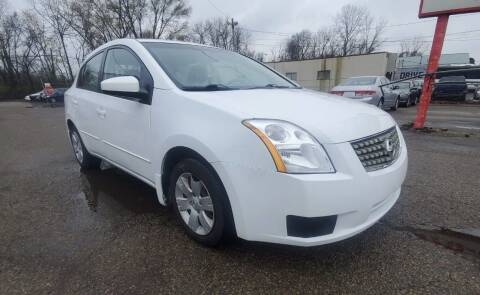 2007 Nissan Sentra for sale at Nile Auto in Columbus OH