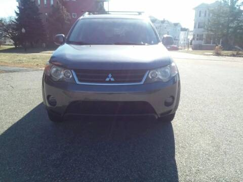 2009 Mitsubishi Outlander for sale at Better Auto in South Darthmouth MA
