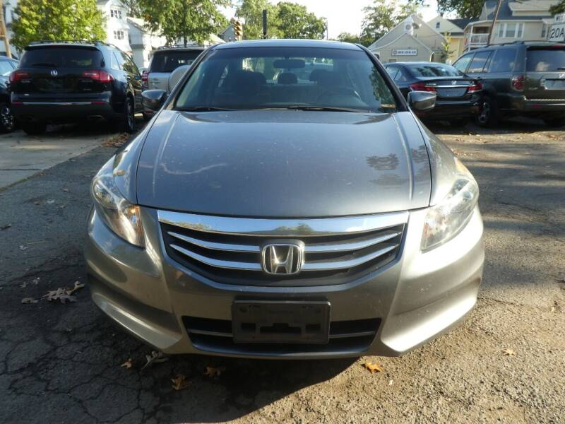 2011 Honda Accord for sale at Wheels and Deals in Springfield MA