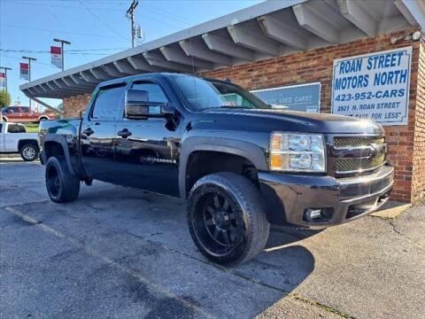 2009 Chevrolet Silverado 1500 for sale at PARKWAY AUTO SALES OF BRISTOL - Roan Street Motors in Johnson City TN