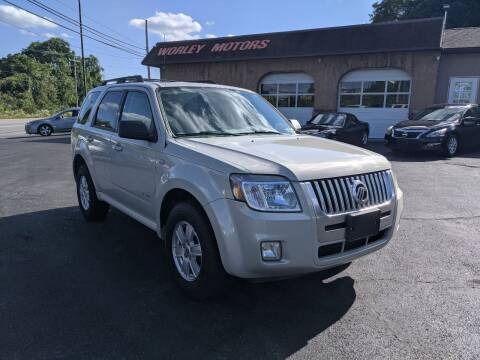 2008 Mercury Mariner for sale at Worley Motors in Enola PA