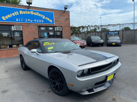 2010 Dodge Challenger for sale at Everett Auto Gallery in Everett MA