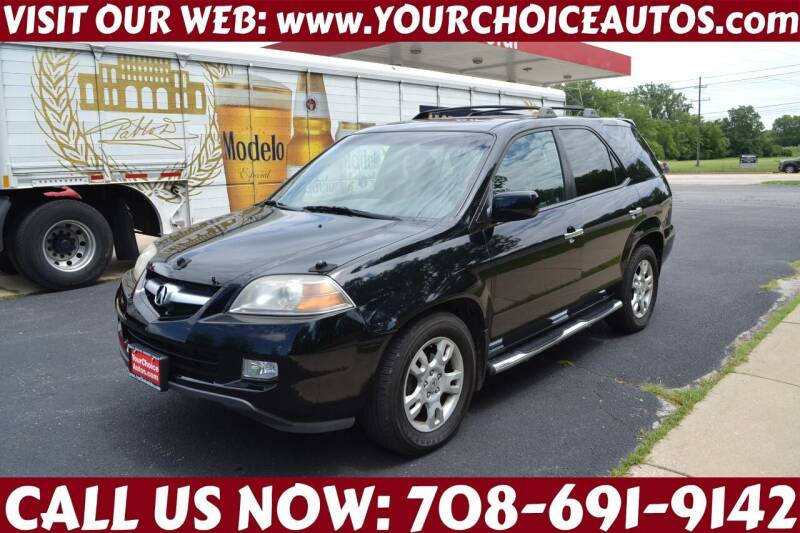 2006 Acura MDX for sale at Your Choice Autos - Crestwood in Crestwood IL