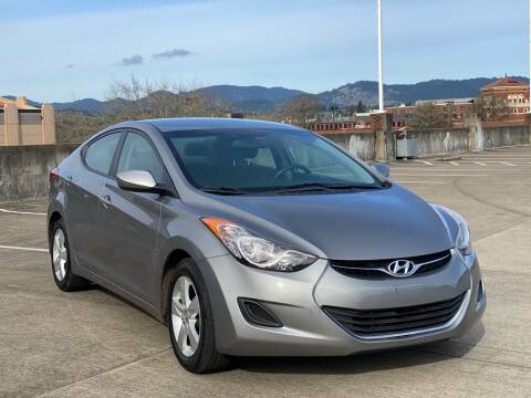 2011 Hyundai Elantra for sale at Rave Auto Sales in Corvallis OR