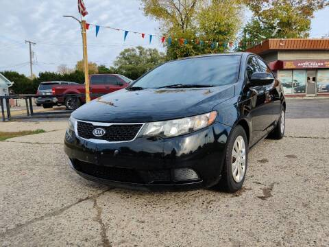 2013 Kia Forte for sale at Lamarina Auto Sales in Dearborn Heights MI