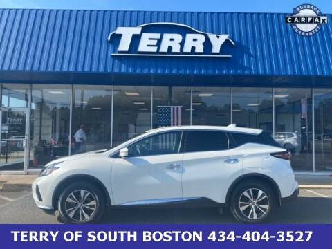 2019 Nissan Murano for sale at Terry of South Boston in South Boston VA