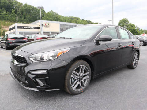2021 Kia Forte for sale at RUSTY WALLACE KIA OF KNOXVILLE in Knoxville TN