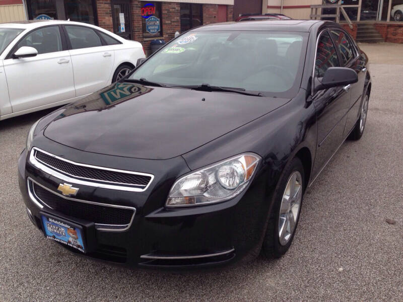 2012 Chevrolet Malibu for sale at MR Auto Sales Inc. in Eastlake OH