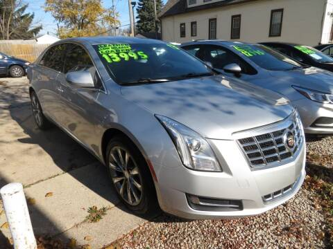 2013 Cadillac XTS for sale at Uno's Auto Sales in Milwaukee WI