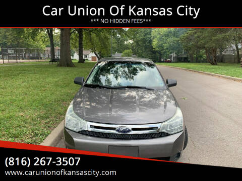2009 Ford Focus for sale at Car Union Of Kansas City in Kansas City MO