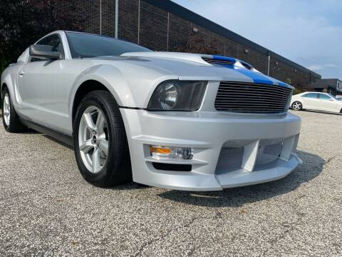2006 Ford Mustang for sale at Classic Motor Group in Cleveland OH