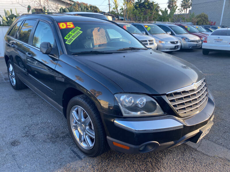 2005 Chrysler Pacifica for sale at North County Auto in Oceanside CA