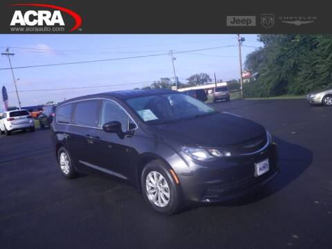 2017 Chrysler Pacifica for sale at BuyRight Auto in Greensburg IN
