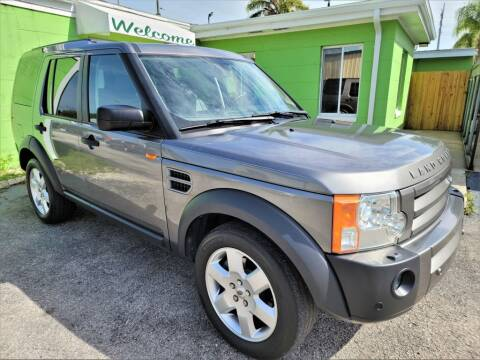 2008 Land Rover LR3 for sale at Caesars Auto Sales in Longwood FL