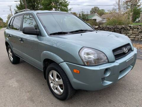 2006 Hyundai Tucson for sale at Via Roma Auto Sales in Columbus OH