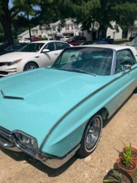 1963 Ford Thunderbird for sale at Haggle Me Classics in Hobart IN