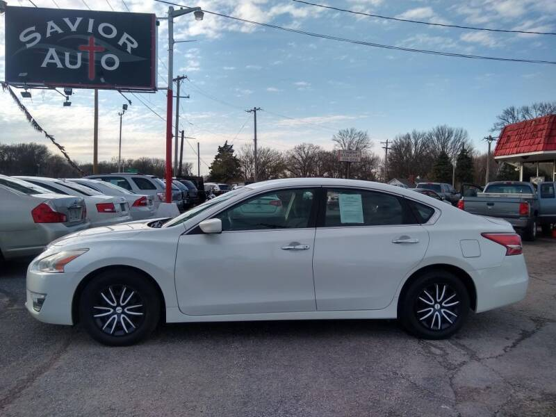 2013 Nissan Altima for sale at Savior Auto in Independence MO