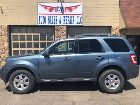 2012 Ford Escape for sale at LV Auto Sales & Repair, LLC in Yakima WA