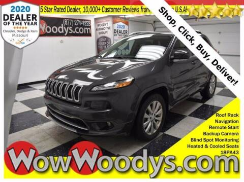 2018 Jeep Cherokee for sale at WOODY'S AUTOMOTIVE GROUP in Chillicothe MO