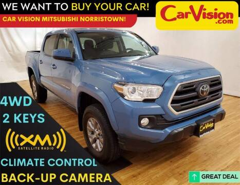 2019 Toyota Tacoma for sale at Car Vision Mitsubishi Norristown in Trooper PA