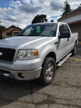 2006 Ford F-150 for sale at 2 Way Auto Sales in Spokane Valley WA
