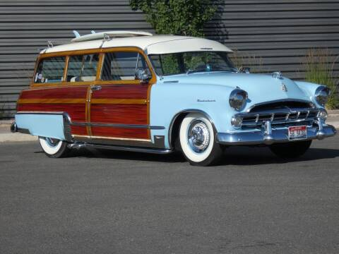 1953 Dodge Meadowbrook for sale at Sun Valley Auto Sales in Hailey ID