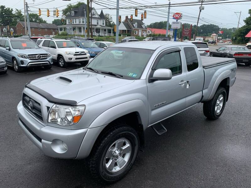 2007 Toyota Tacoma for sale at Masic Motors, Inc. in Harrisburg PA