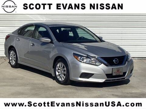 2018 Nissan Altima for sale at Scott Evans Nissan in Carrollton GA