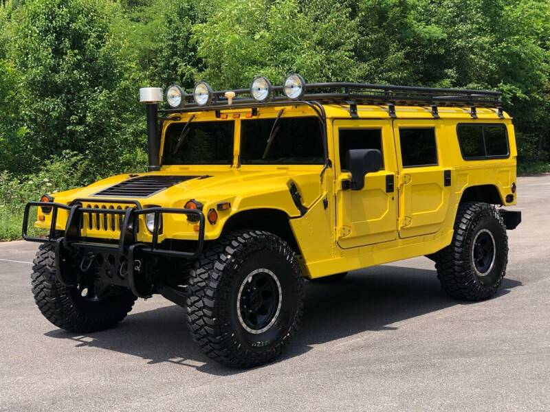 1997 AM General Hummer for sale at Turnbull Automotive in Homewood AL