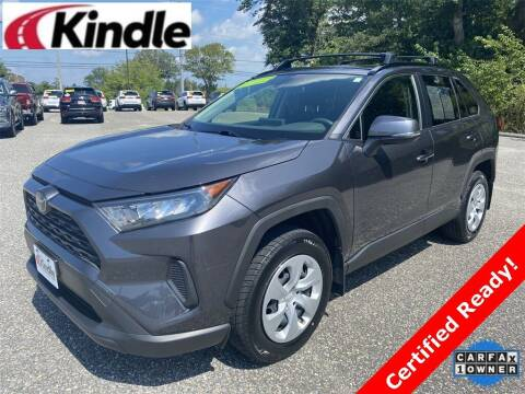 2019 Toyota RAV4 for sale at Kindle Auto Plaza in Cape May Court House NJ