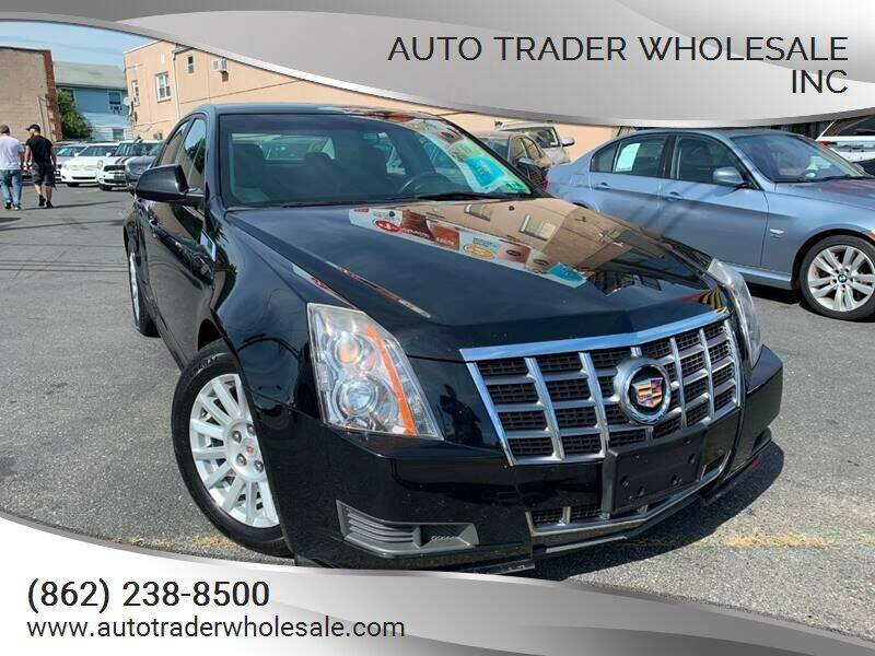 2012 Cadillac CTS for sale at Auto Trader Wholesale Inc in Saddle Brook NJ