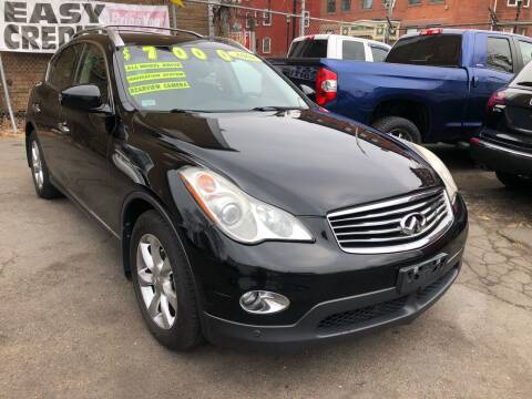 2008 Infiniti EX35 for sale at James Motor Cars in Hartford CT