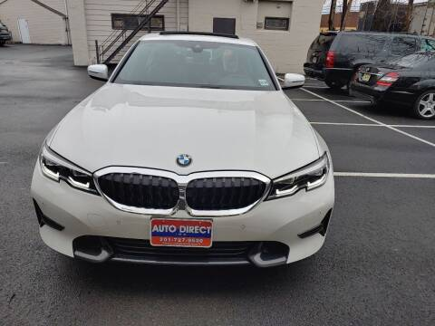 2020 BMW 3 Series for sale at Auto Direct Inc in Saddle Brook NJ