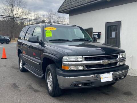 2003 Chevrolet Tahoe for sale at Vantage Auto Group Tinton Falls in Tinton Falls NJ