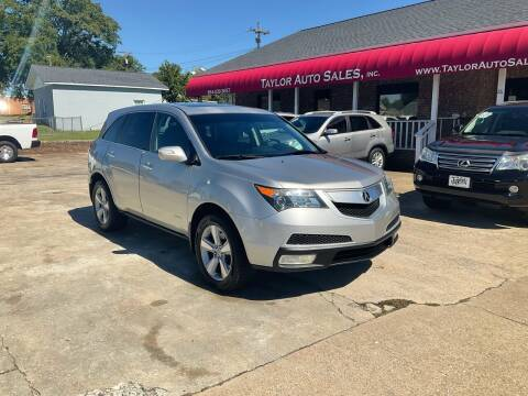 2011 Acura MDX for sale at Taylor Auto Sales Inc in Lyman SC
